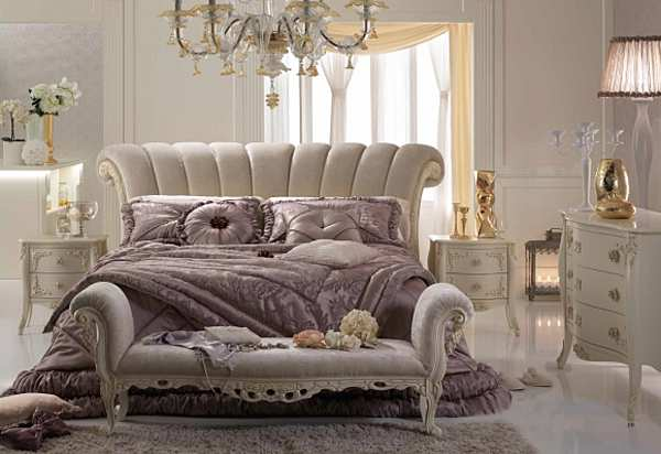 Кровать PIERMARIA etoile a spicchi Night collection