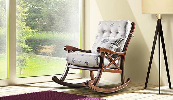 Кресло-качалка NIERI dondolo