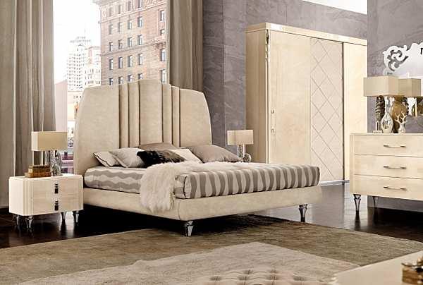 Кровать BENEDETTI MOBILI Lalique