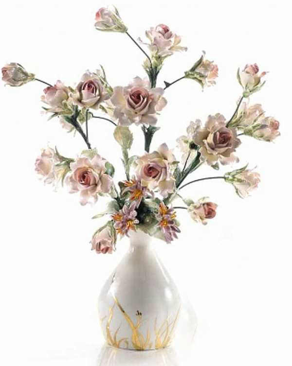 Цветы LORENZON (F.LLI LORENZON) FV.4/1 ARTE E CERAMICA