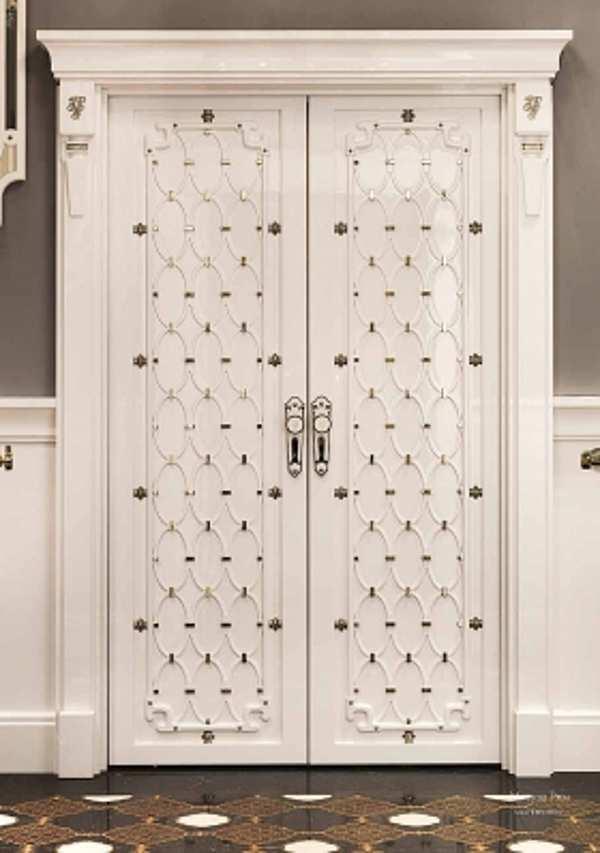 Дверь межкомнатная VISIONNAIRE (IPE CAVALLI) BUCHANAN