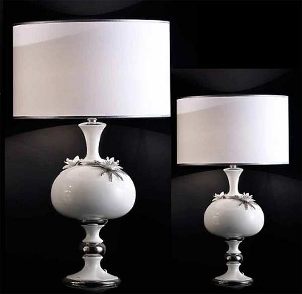 Настольная лампа LORENZON (F.LLI LORENZON) L.903/1/RN/BPL CREAZIONI LUMINOSE