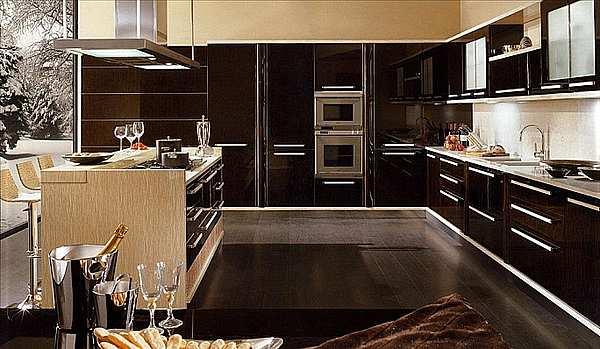 Кухня TURRI SRL A03 - Ouverture