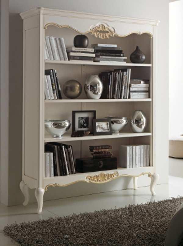 Книжный шкаф GIORGIO CASA 486H Memorie_Veneziane