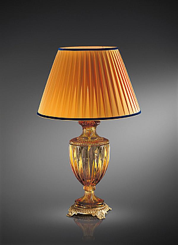 Настольная лампа ITALAMP 8092/G