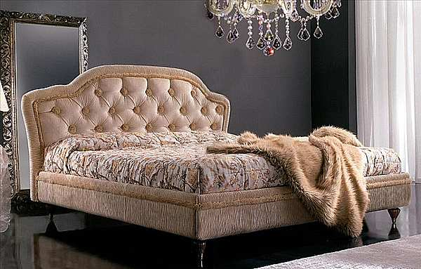 Кровать BEDDING SNC Berlusca Soft