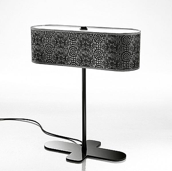 Настольная лампа ITALAMP 2325/LG