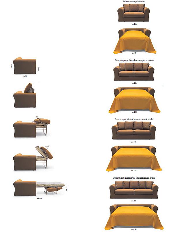 Диван campeggi 3058