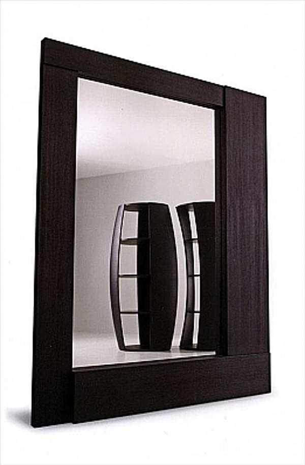 Зеркало EMMEMOBILI A1W Home furniture (Nero)