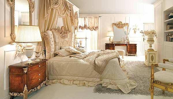 Кровать CAPPELLINI INTAGLI 800