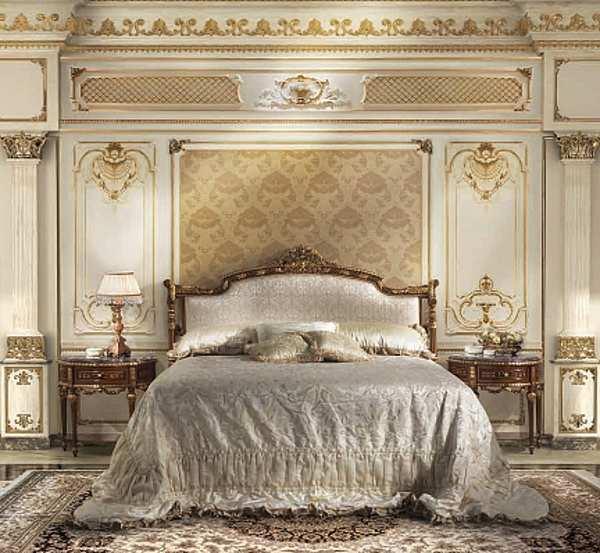 Кровать ANGELO CAPPELLINI 60800/TG19-TG21