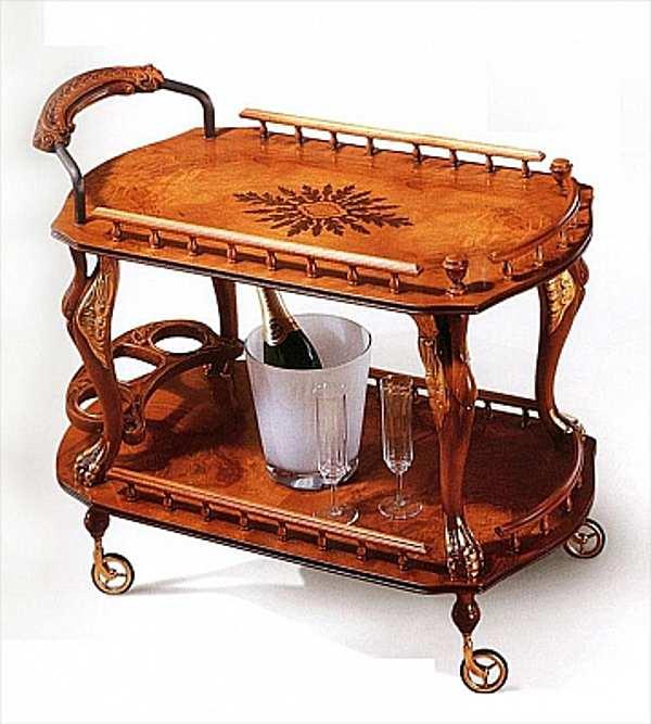 Сервировочный столик ANGELO CAPPELLINI 9704