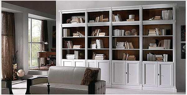 Книжный шкаф BUSATTO MOBILI AT043