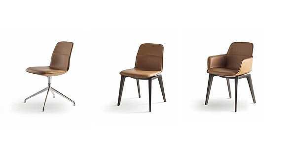Кресло MOLTENI (+VITRA) BARBICAN BSB5