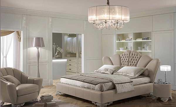 Кровать PIERMARIA airone capitoneè centrale Night collection