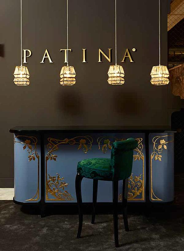 Барный стул PATINA GL/S104 95 - GLAMOUR STOOL