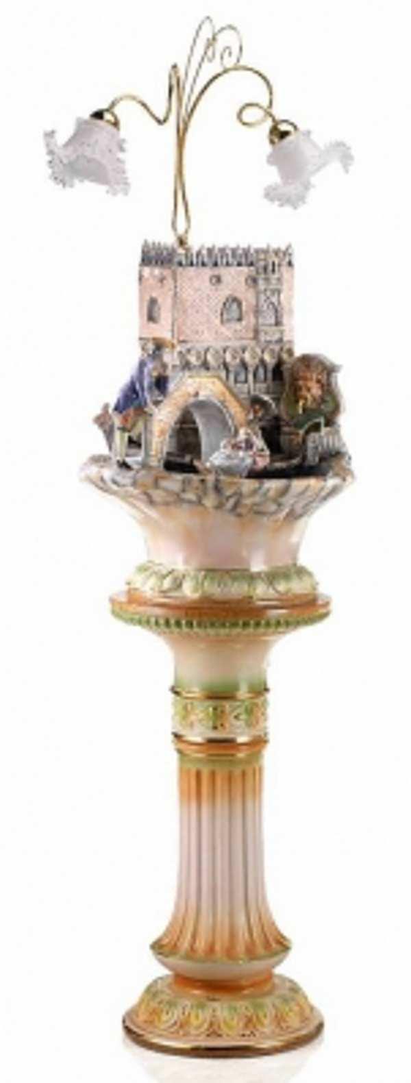 Напольная лампа LORENZON (F.LLI LORENZON) L.644/COLF ARTE E CERAMICA