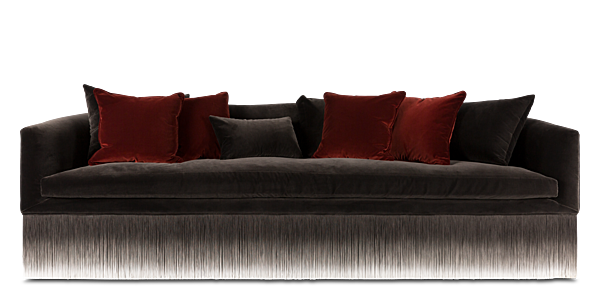 Диван MOOOI Amami Sofa, Dark Grey