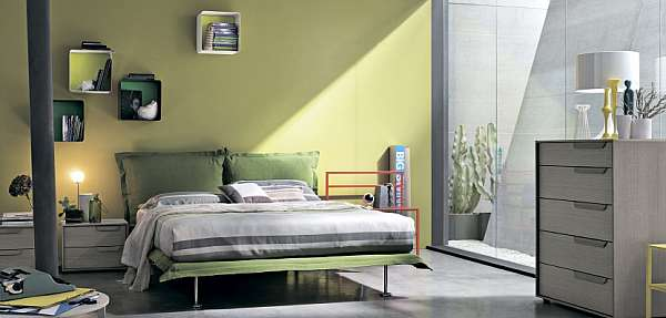 Кровать TOMASELLA & COMPAS Nuvola