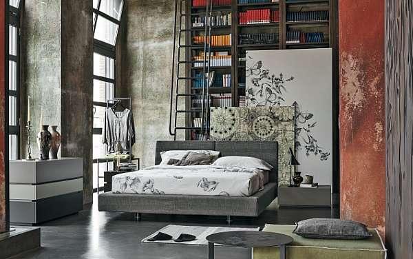 Кровать TOMASELLA & COMPAS Vogue  LA_NOTTE_LETTI_E_CONTENITORI