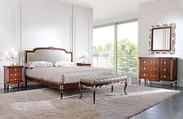 Кровать CEPPI STYLE 254/A