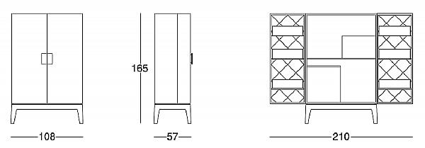 Бар LONGHI (F.LLI LONGHI) Y 745