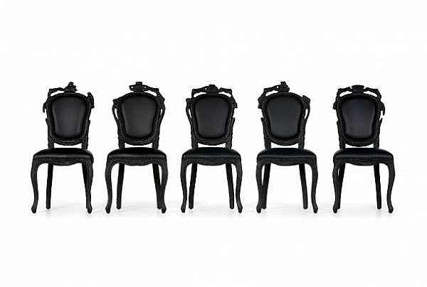 Стул MOOOI Smoke Dining Chair
