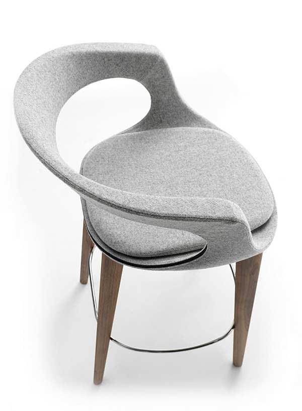 Барный стул ENRICO  PELLIZZONI frenchkiss 10.0412