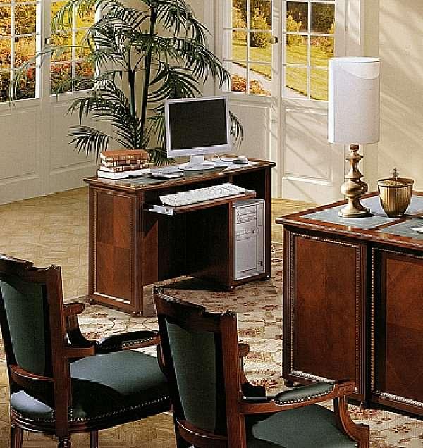 Компьютерный стол ANGELO CAPPELLINI 9691/P