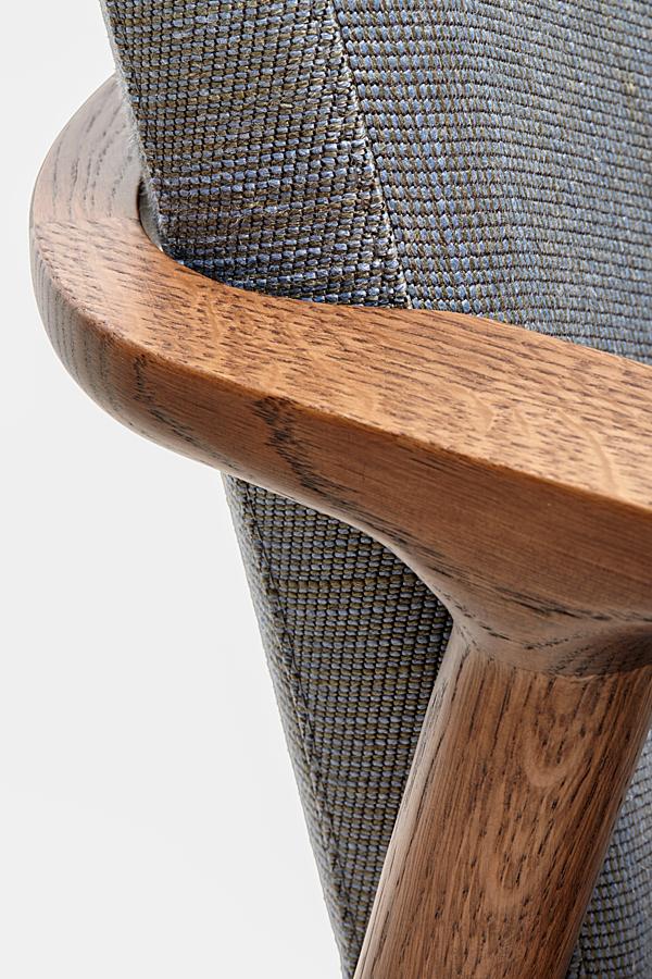 Кресло MOOOI Zio Lounge Chair PZIO-LOUNI