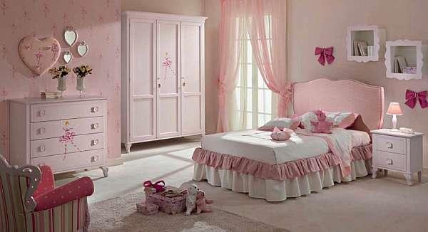 Кровать PIERMARIA Kiss  Young