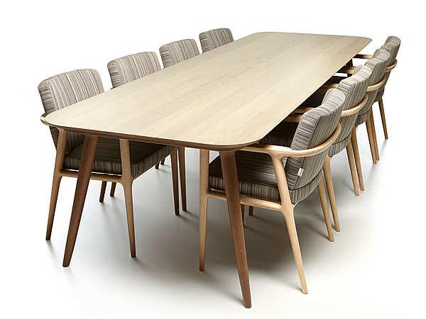 Стол MOOOI ZIO DINING TABLE MOTZIT1909S