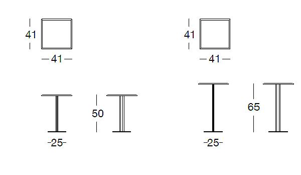 Подставка LONGHI (F.LLI LONGHI) Y 702
