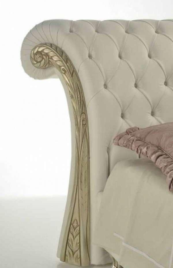 Кровать PIERMARIA etoile con fregio