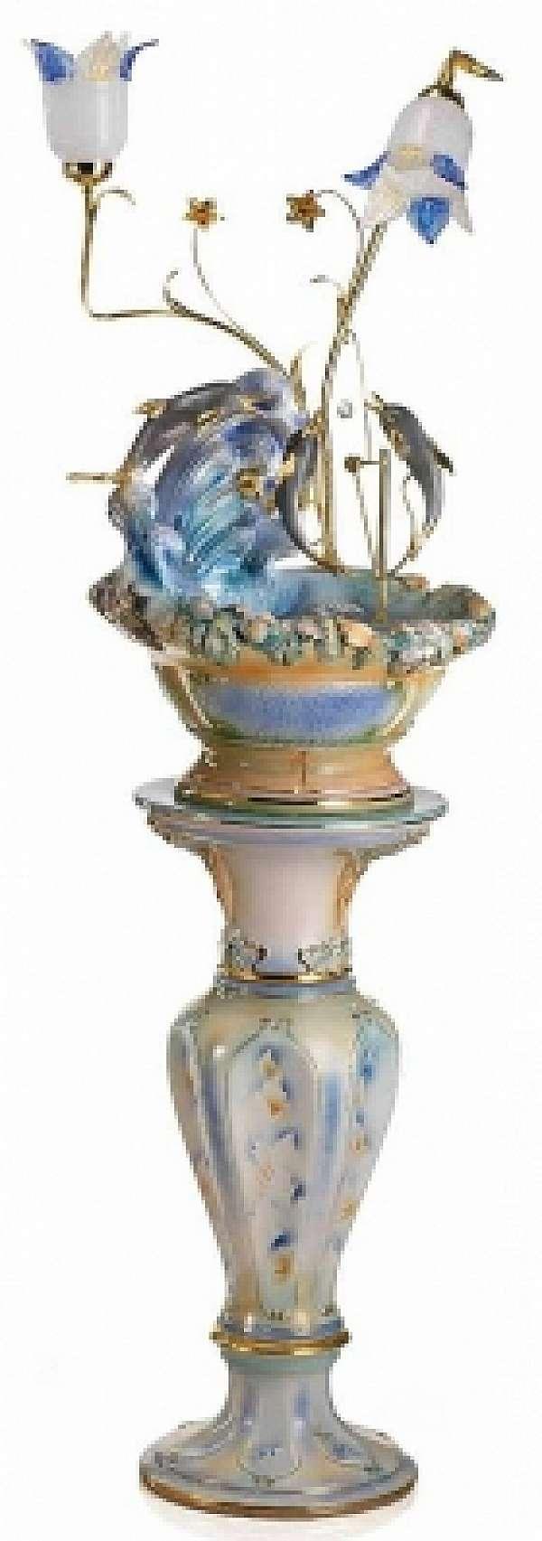 Напольная лампа LORENZON (F.LLI LORENZON) L.698/COLF ARTE E CERAMICA