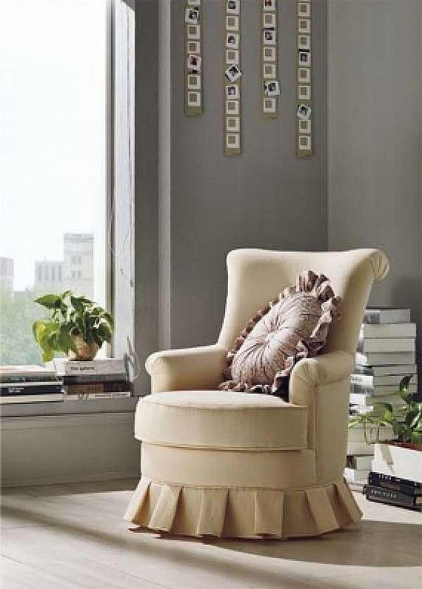 Кресло FRANCESCO PASI 6125 NEW DECO