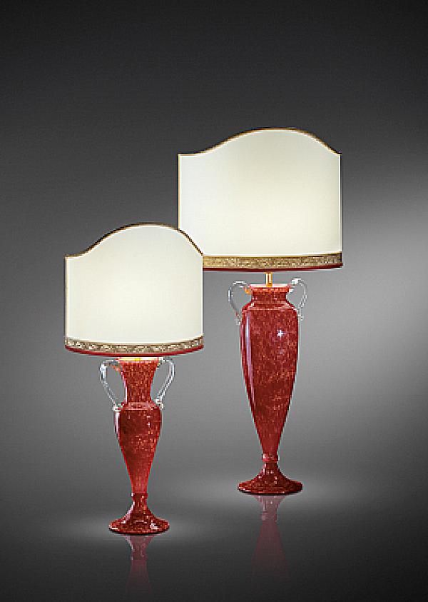 Настольная лампа ITALAMP 8048/P