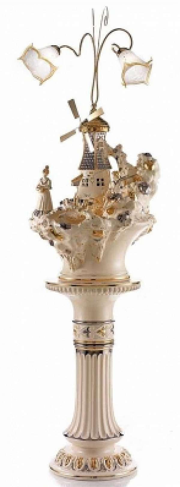 Напольная лампа LORENZON (F.LLI LORENZON) L.630/AVOPLF ARTE E CERAMICA