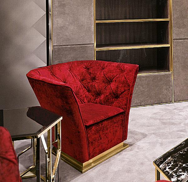 Кресло LONGHI (F.LLI LONGHI) X 660