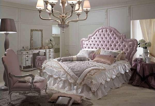 Кровать PIERMARIA rubino capitoneè Night collection