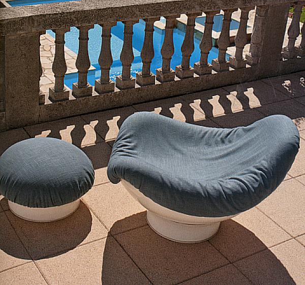 Кресло LONGHI (F.LLI LONGHI) X 125