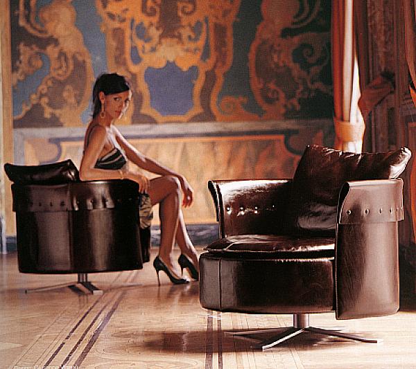 Кресло LONGHI (F.LLI LONGHI) X 610