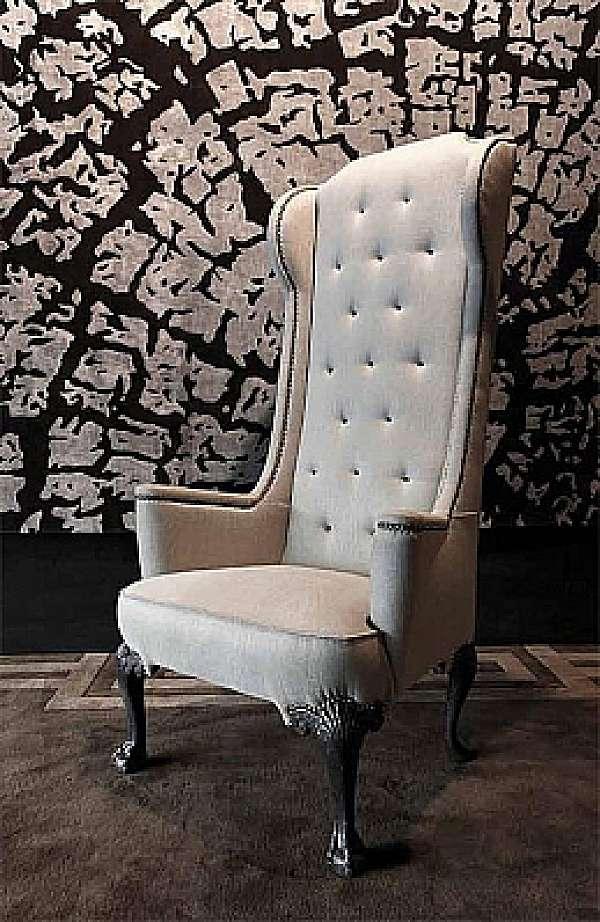 Кресло MANTELLASSI Allegra Casa Gioiello